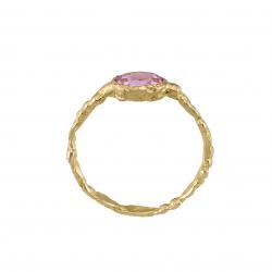 Pink Cloud ring