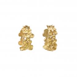 boucles d'oreilles Bouquets fleuris