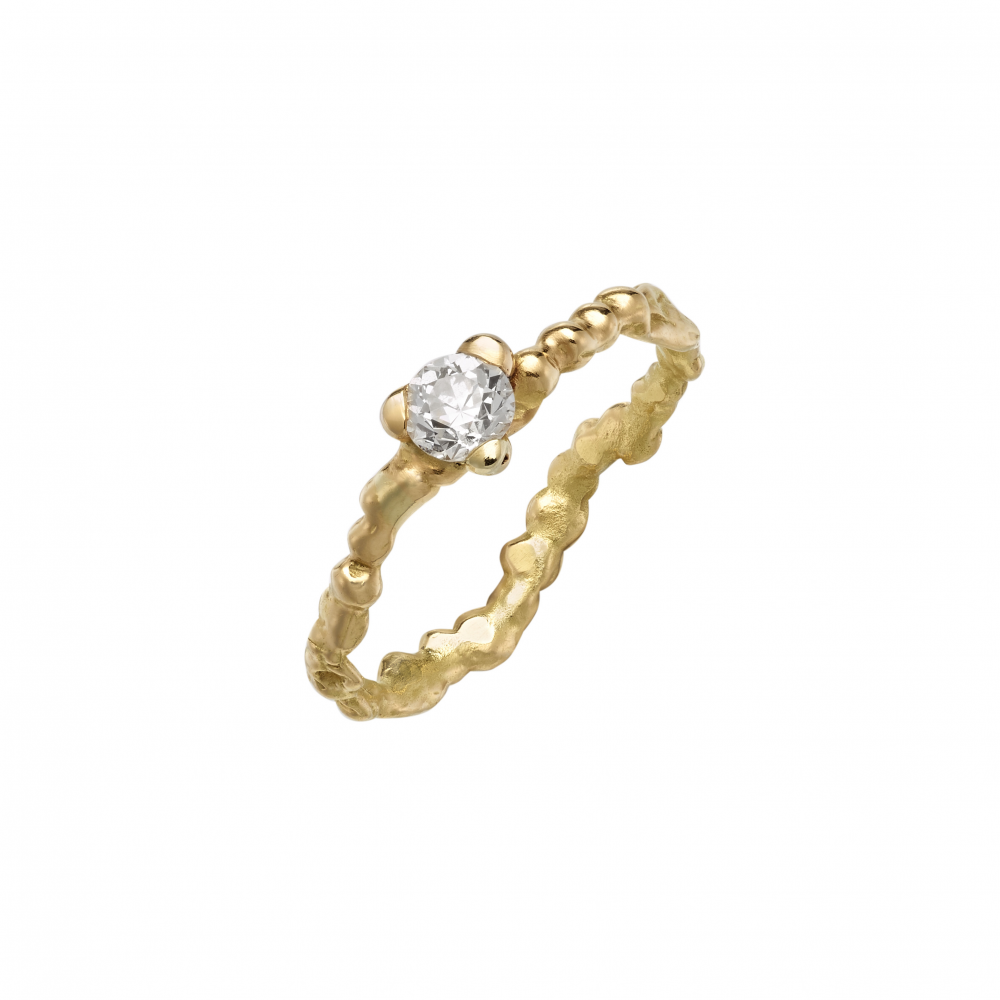 Pure Promise engagement ring