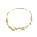 Delicate perfume necklace