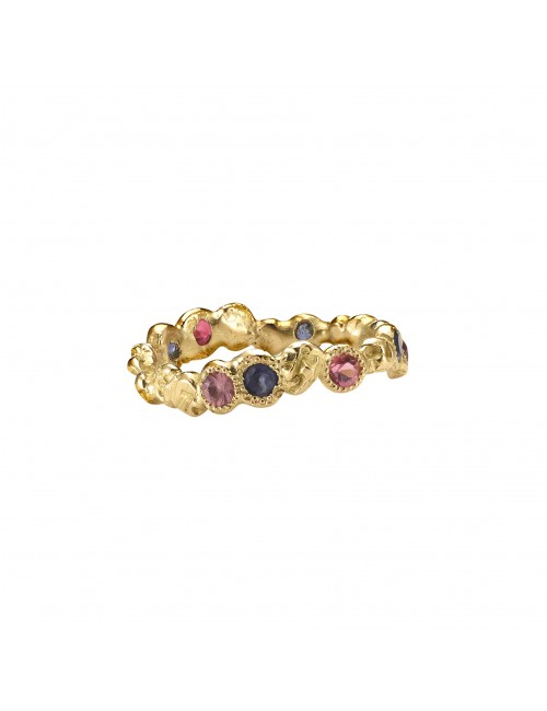 Cosmic Starry Enthusiasm Ring